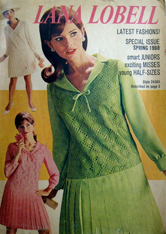 lana lobell quotlatest fashionsquot special issue catalog